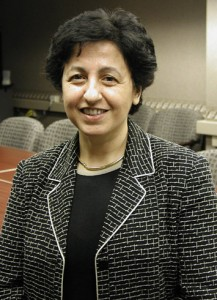 Elisa Bertino, Director of the Cyber Center, Purdue University