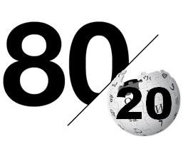 wiki8020 pareto rule